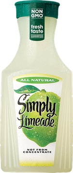 Simply Limeade® All Natural Juice