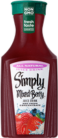 Simply Mixed Berry® Juice Drink