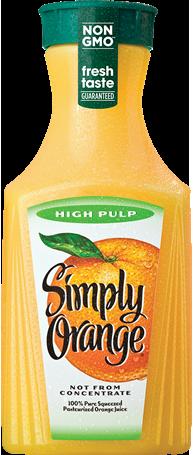 Simply Orange® High Pulp Orange Juice