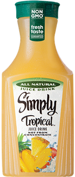 Simply Tropical® Juice Drink