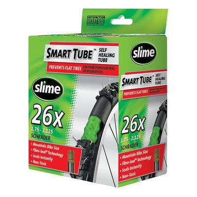 Slime Self Healing MTB Inner Tube - 26 x 1.75 - 2.1 Schrader Valve