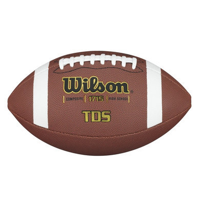 Wilson Sporting Goods Company Wilson TDS Composite Piloflex Superskin Football Official