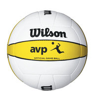 Wilson AVP Official Outdoor Volleyball Game Ball