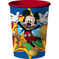 Hallmark Disney Mickey Mouse's Clubhouse 16 oz. Plastic Cup