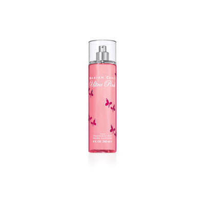 Parfums International, Ltd. Ultra Pink Body Spray 8.0 oz