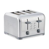 Aca Hong Kong Ltd Kenmore 4-Slice Dual Controls Toaster Stainless Steel