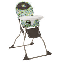 Cosco Simple Fold High Chair (Elephant Squares)