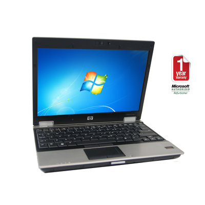 Joy Systems, Inc HP refurbished 2530P laptop PC Core 2 Duo 1.86/4GB/80SSD/DVDRW/12.1/W7HP64