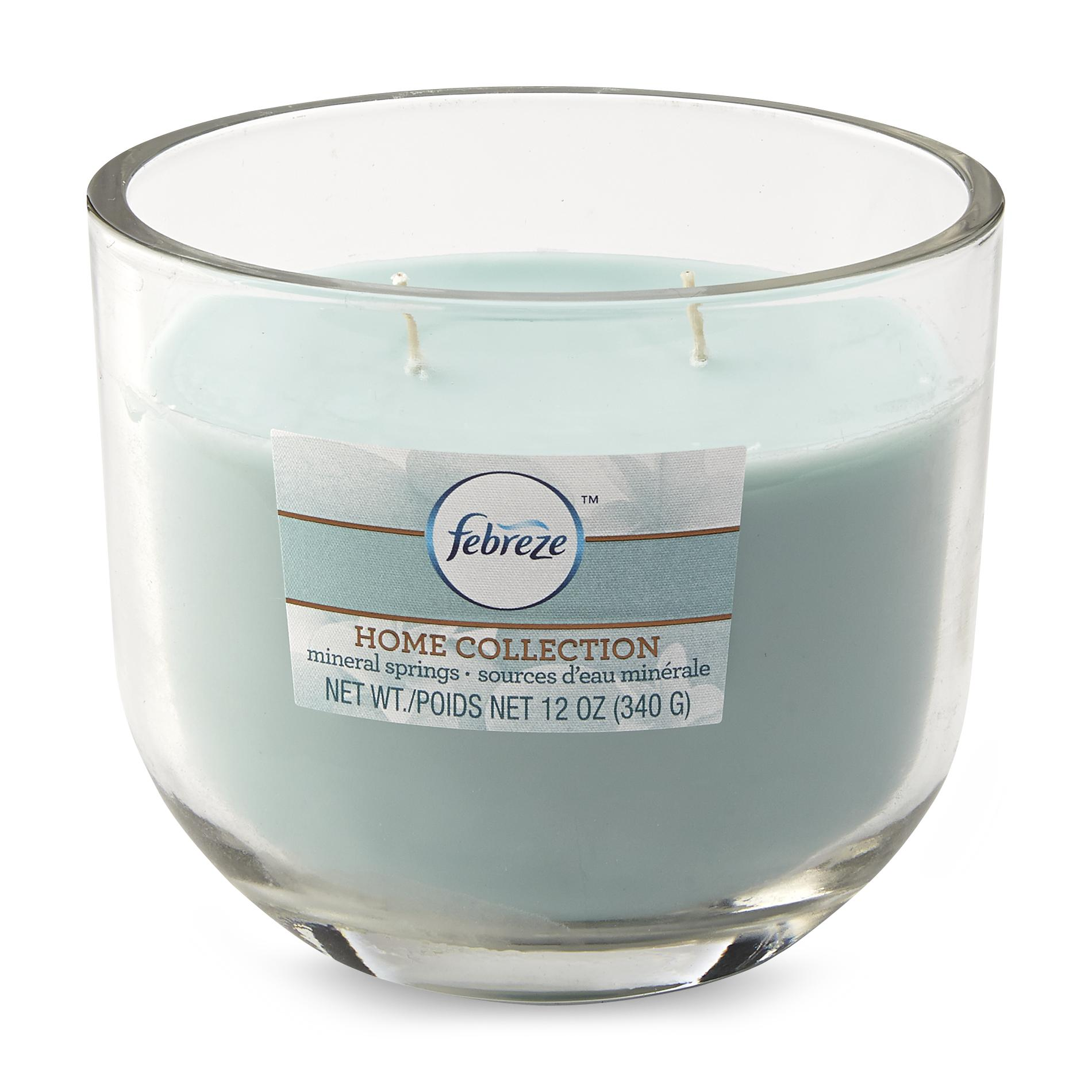 Febreze Scented Jar Candle Mineral Springs - MVP GROUP INTERNATIONAL INC.