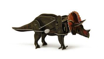 WeGlow International 29WTD19 Triceratops Udoit Wind Up - Set Of 2