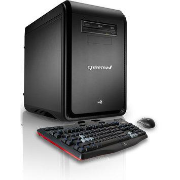 Cybertronpc - Ds-force I Desktop - Amd Fx-series - 8GB Memory - 1TB + 8GB Hybrid Hard Drive - Black