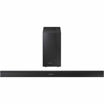 Samsung HW-J450 2.1 Sound Bar Speaker - 300 W RMS - Wall Mountable