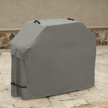 Eastview Gunmetal Gray Grill Cover- 80