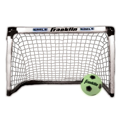 Franklin Sports MLS Light Up Goal And Ball Set