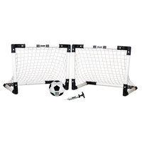Franklin Sports 6884 MLS Indoor Outdoor Soccer Set