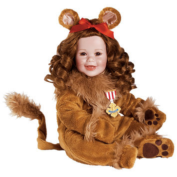Adora Wizard of Oz Cowardly Lion 20in. Doll
