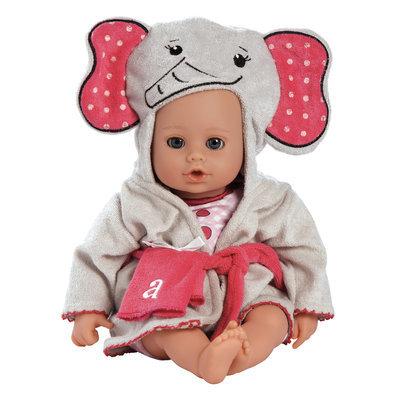 Charisma Adora Bathtime Baby 13 inch Baby Doll - Elephant