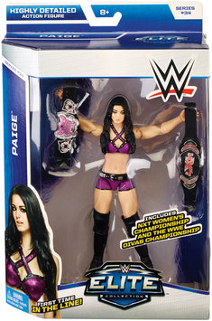 Mfg Id For Dot.com Items Paige - WWE Elite 34 Toy Wrestling Action Figure