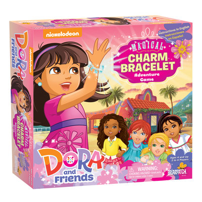 Briarpatch Dora & Friends Magic Adventure Game