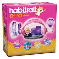 Hagen Habitrail Ovo Hamster Home Color: Pink
