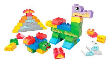 Toys 'r' Us Mega Bloks Junior Builders Build a Story - Classic