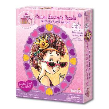 Gift Item Fancy Nancy Cameo Portrait 20 Piece Puzzle