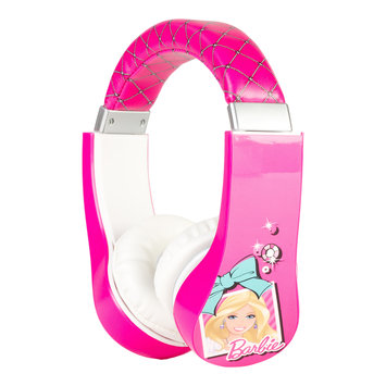 Sakar International Barbie Kid Friendly Headphones