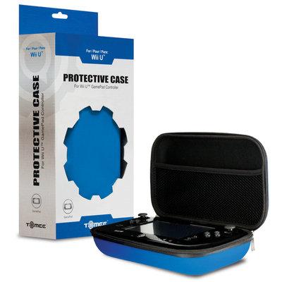 David Shaw Silverware Na Ltd HYPERKIN Tomee Wii U Gamepad Protective Case M06014-BU, Blue