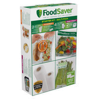 Foodsaver Starter Kit Multi Pack - TILIA, INC.