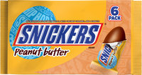 Masterfoods Snickers Peanut Butter Eggs