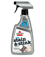 Bissell Oxy Stain & Odor Remover for Cats - 22oz