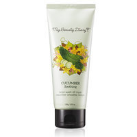 My Beauty Diary Mask-880246 Cucumber Soothing Mask 150g Multi