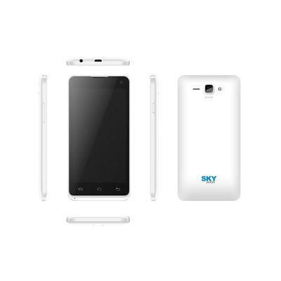Cam Consumer Products, Inc. Sky Devices 4.5D 4GB 3G/4G Android4.4 Unlocked Smartphone (White)
