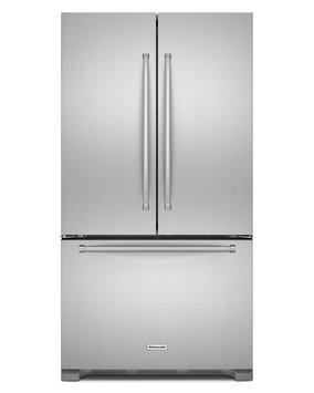 KitchenAid KRFC300ESS 20.0 Cu. Ft. Stainless Steel Counter Depth French Door Refrigerator