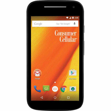 Consumer Cellular Moto E LTE Android Smartphone - CAM CONSUMER PRODUCTS, INC