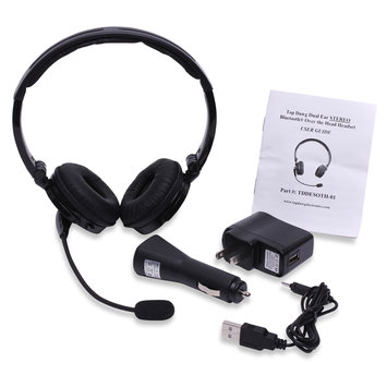 Top Dawg Electronics Dual Ear Stero Noise Headset