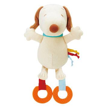 Nakajima Usa, Inc. Snoopy Infant Snuggle and Teeth