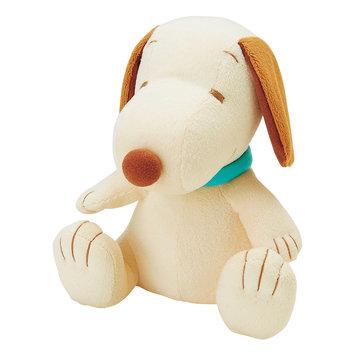 Nakajima Usa, Inc. Snoopy Infant 8 Inch Rattle Plush