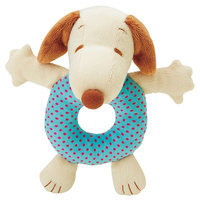 Nakajima Usa, Inc. Snoopy Infant Rattle