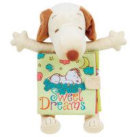 Nakajima Usa, Inc. Snoopy Infant Plush Book