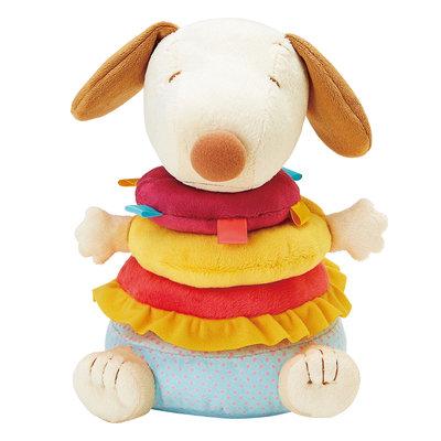Nakajima Usa, Inc. Snoopy Infant Stacking Plush