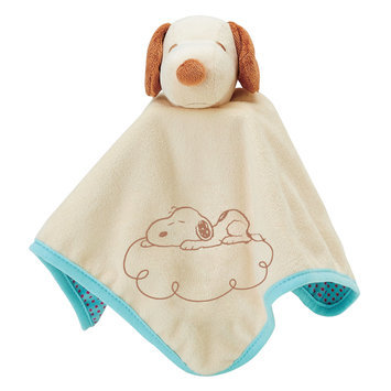 Nakajima Usa, Inc. Snoopy Infant Security Blanket