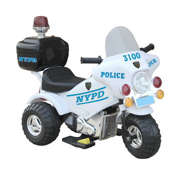 Giggo Toys NYPD Motorbike Ride-On