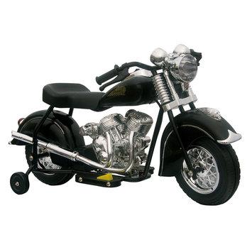Giggo Toys Little Vintage 6V Battery Powered Indian Motorcycle Color: Black