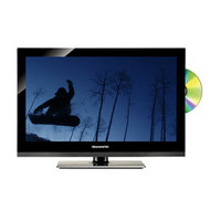 Rje Trade International, Inc. Skyworth SKYWORTH Reconditioned 22 In TV/DVD Combo LED TV-SLC2219A