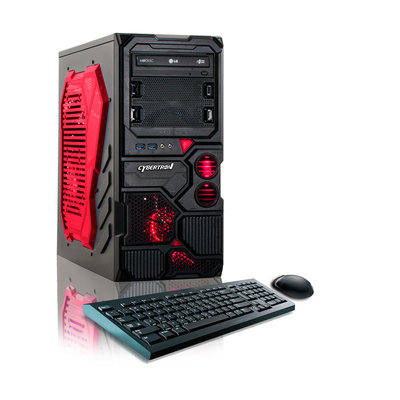 CybertronPC Borg-Q Gaming PC