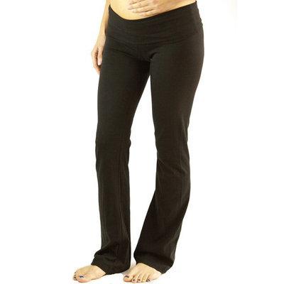 Plus Size Maternity Yoga Pant - It's A Boy - Online Exclusive
