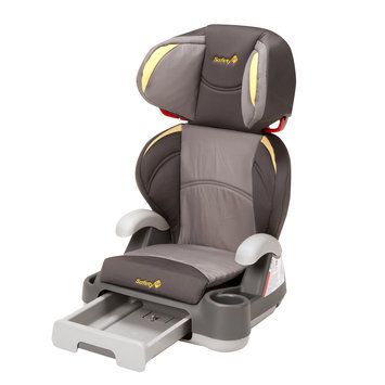 Dorel Juvenile Cosco Backed Store 'n Go Booster Car Seat in Bumblebee