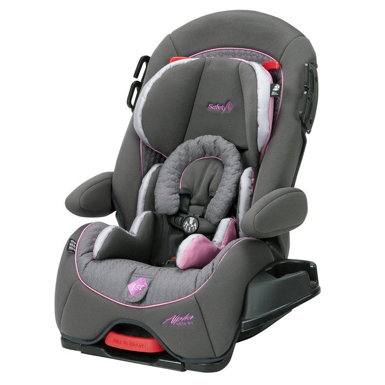 Dorel Juvenile Safety 1st Alpha Elite 65 Convertible Car