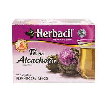 Distribuidora De Alimentos Naturales Y Herbacil Alachofa Artichoke Tea 25 Ct